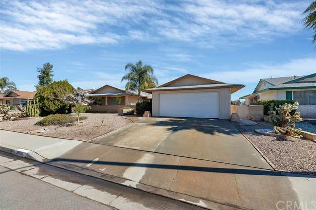 28850 Portsmouth Drive, Sun City, CA 92586 (MLS #SW21034868) :: Desert Area Homes For Sale