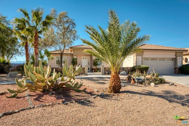 8667 Summit Pass / Bypass, Desert Hot Springs, CA 92240 (#21692256) :: Veronica Encinas Team