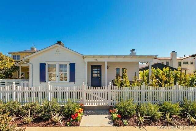 437 Pomona Avenue, Coronado, CA 92118 (#210004614) :: Jett Real Estate Group