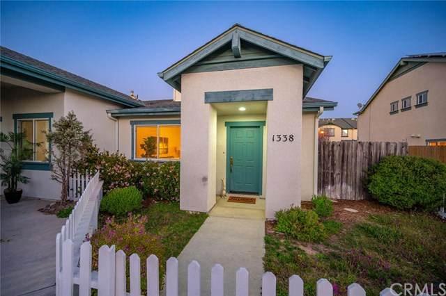 1338 Jasmine Place, Arroyo Grande, CA 93420 (#PI21006336) :: Mainstreet Realtors®