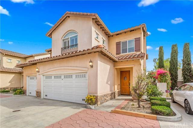 11916 Lansdale Avenue, El Monte, CA 91732 (#AR21008093) :: Mainstreet Realtors®