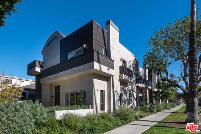 2003 Idaho Avenue #3, Santa Monica, CA 90403 (#21695320) :: Mainstreet Realtors®