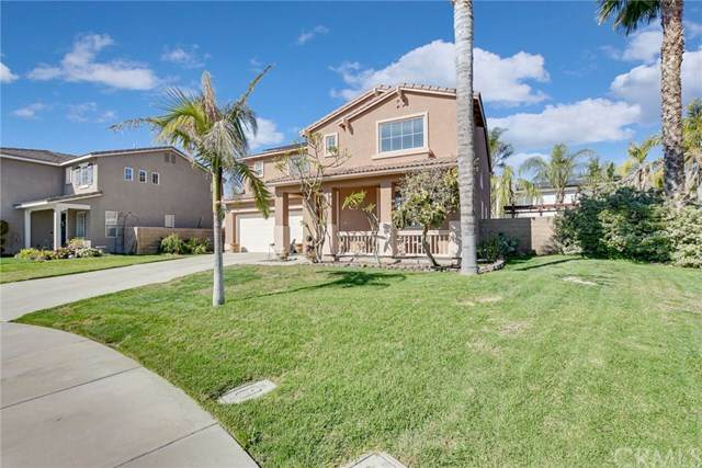 14138 Poppy View Court, Eastvale, CA 92880 (#IV21037111) :: Rogers Realty Group/Berkshire Hathaway HomeServices California Properties