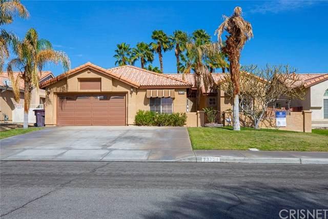 78720 Sanita Drive, La Quinta, CA 92253 (#SR21028800) :: Powerhouse Real Estate
