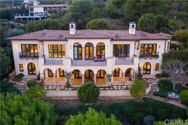 6337 Via Colinita, Rancho Palos Verdes, CA 90275 (#SB20246721) :: Millman Team