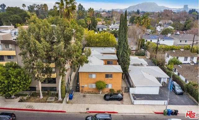 4540 Laurel Canyon Boulevard, Valley Village, CA 91607 (#21696532) :: Mainstreet Realtors®