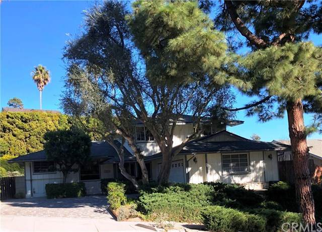 29504 Whitley Collins Drive, Rancho Palos Verdes, CA 90275 (#PV21036417) :: Millman Team