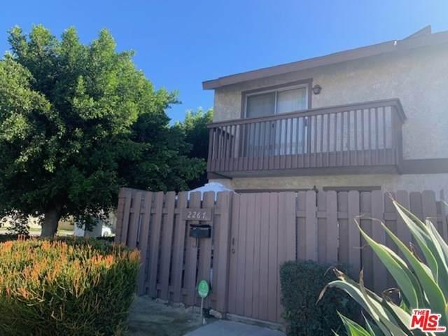 2267 Santa Fe Avenue #27, Long Beach, CA 90810 (#21696584) :: Millman Team