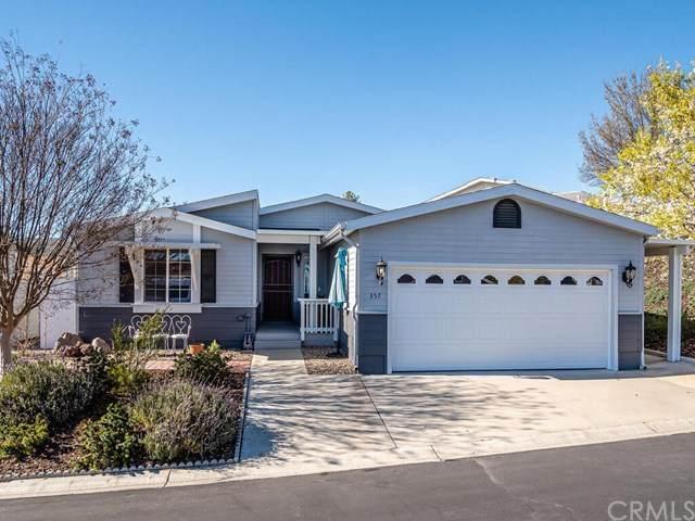357 Bobwhite Drive, Paso Robles, CA 93446 (#NS21032597) :: Mainstreet Realtors®