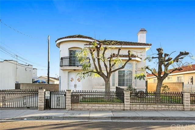218 W Marshall Street, San Gabriel, CA 91776 (#WS21037472) :: Power Real Estate Group