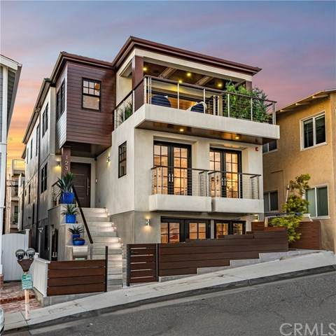 123 28th Street, Hermosa Beach, CA 90254 (#SB21037439) :: Bathurst Coastal Properties