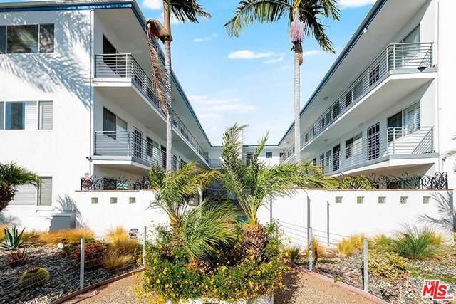229 Bicknell Avenue #203, Santa Monica, CA 90405 (#21681144) :: Mainstreet Realtors®