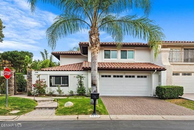 4658 Tam Oshanter Drive, Westlake Village, CA 91362 (#221000935) :: Mainstreet Realtors®