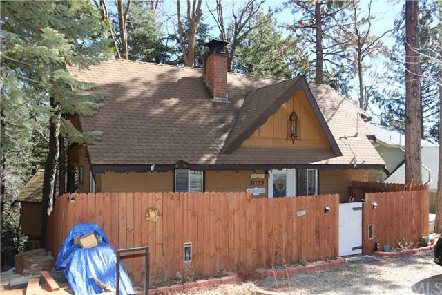 31133 All View Drive, Running Springs, CA 92382 (#TR21037572) :: Power Real Estate Group