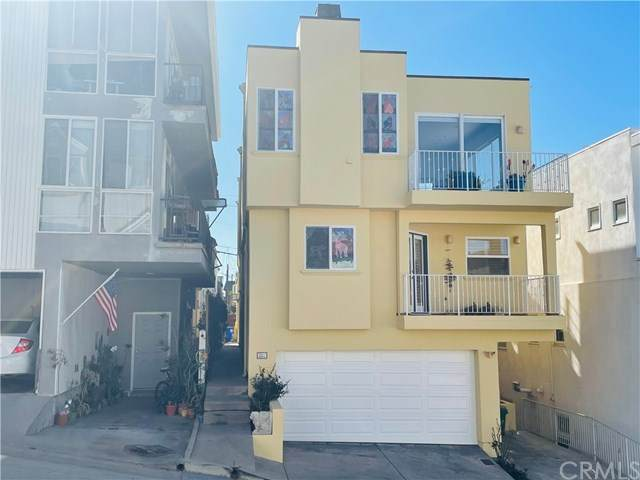 220 43rd Street, Manhattan Beach, CA 90266 (#SB21037519) :: Power Real Estate Group
