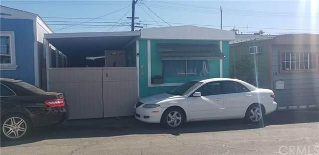 1414 El Segundo Blvd #16, Gardena, CA 90249 (#SB21037626) :: Rogers Realty Group/Berkshire Hathaway HomeServices California Properties