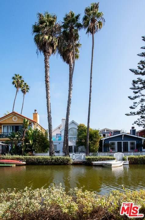 456 Howland Canal, Venice, CA 90291 (#21696136) :: Mainstreet Realtors®