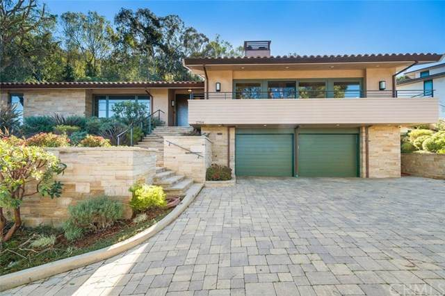 2704 Via Elevado, Palos Verdes Estates, CA 90274 (#PV21037747) :: Millman Team