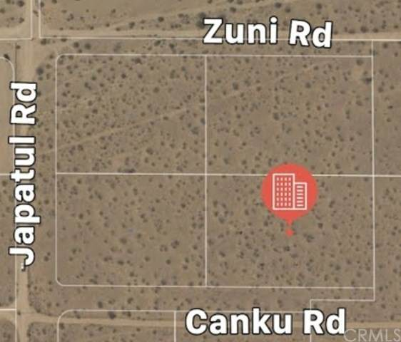 0 Canku Road, Apple Valley, CA 92307 (#CV21037660) :: Power Real Estate Group