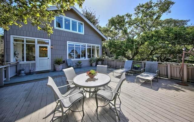 0 Casanova 10Ne Of Ocean Avenue, Outside Area (Inside Ca), CA 93923 (#ML81831008) :: Powerhouse Real Estate