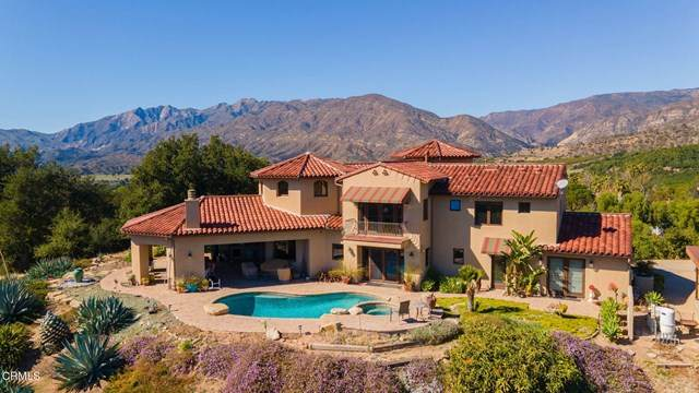 1911 Meiners Road, Ojai, CA 93023 (#V1-4059) :: Rogers Realty Group/Berkshire Hathaway HomeServices California Properties