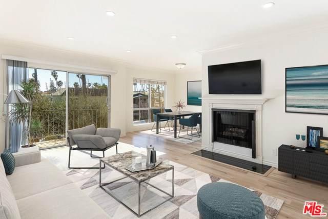 1021 5Th Street #201, Santa Monica, CA 90403 (#21696602) :: Mainstreet Realtors®