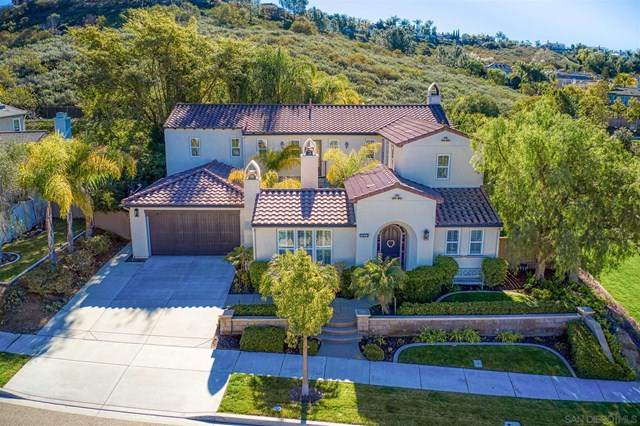 7432 Circulo Sequoia, Carlsbad, CA 92009 (#210004695) :: Power Real Estate Group