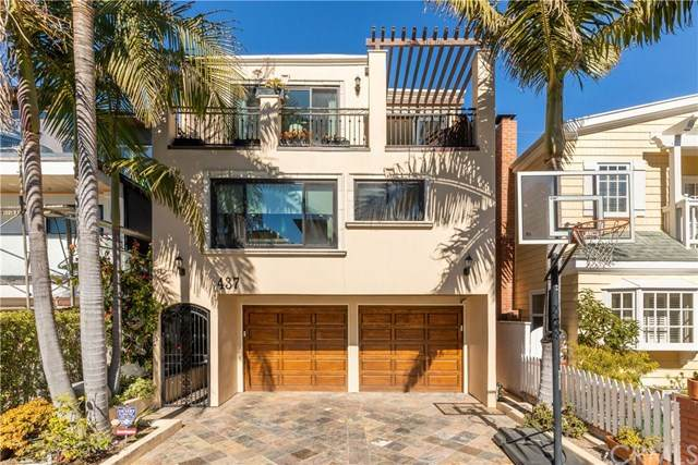 437 27th Street, Manhattan Beach, CA 90266 (#SB21036239) :: Power Real Estate Group