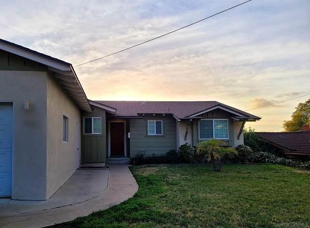 7961 Cinnabar Drive, La Mesa, CA 91941 (#210004722) :: Millman Team