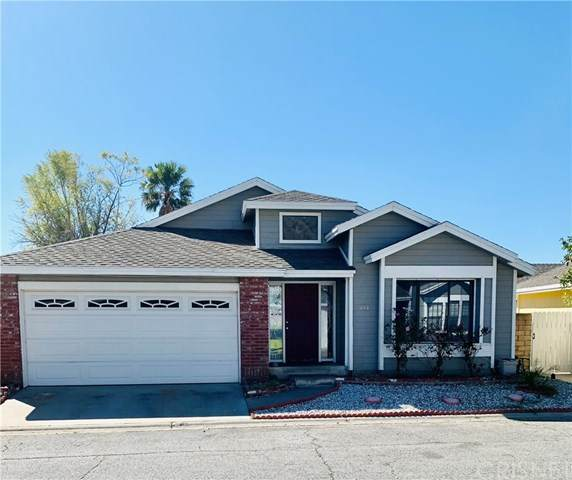 13691 Gavina Ave #484, Sylmar, CA 91342 (#SR21038132) :: Power Real Estate Group
