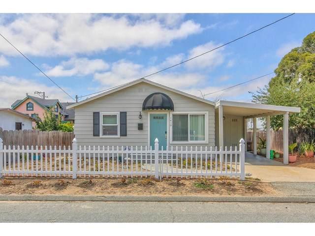 1419 Waring Street, Outside Area (Inside Ca), CA 93955 (#ML81831075) :: Powerhouse Real Estate