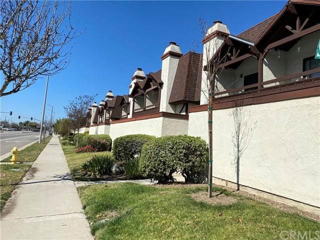 2601 Artesia Boulevard #55, Torrance, CA 90504 (#CV21033637) :: Veronica Encinas Team