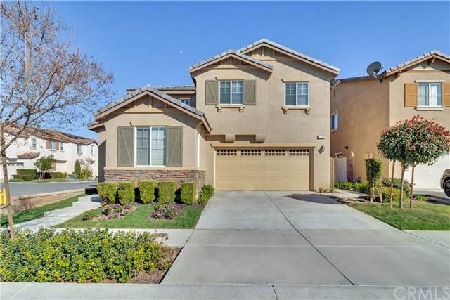 7106 Evening Sun Court, Eastvale, CA 92880 (#PW21038254) :: Rogers Realty Group/Berkshire Hathaway HomeServices California Properties