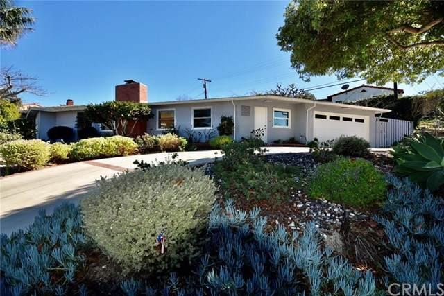 301 Via Linda Vista, Redondo Beach, CA 90277 (#PV21038105) :: Millman Team