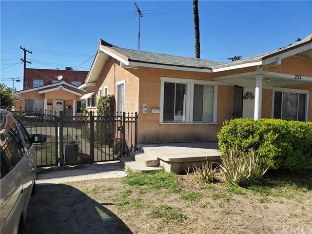 219 N Everett Street N, Glendale, CA 91206 (#PW21028810) :: Power Real Estate Group