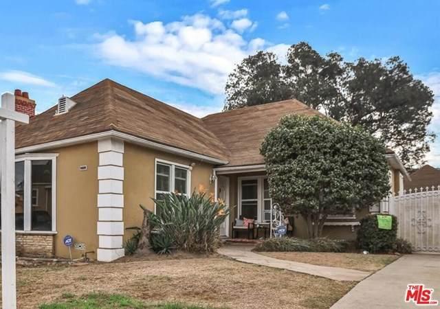 5609 Harcross Drive, Los Angeles (City), CA 90043 (#21693666) :: Mainstreet Realtors®