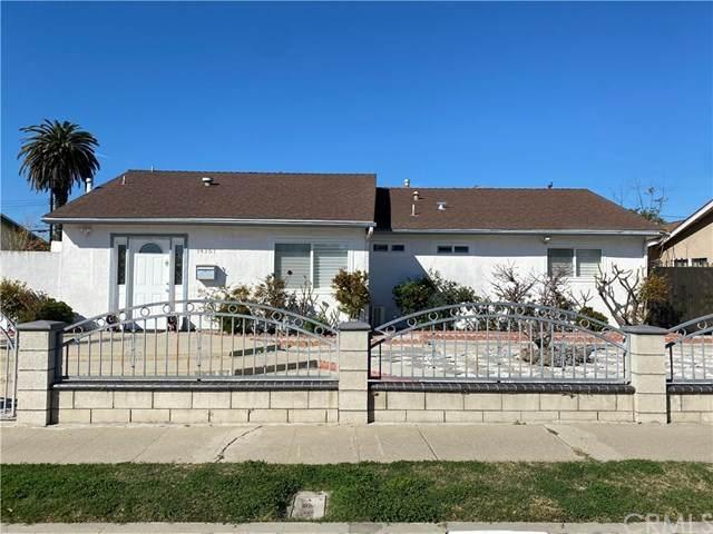 14361 Ward Street, Garden Grove, CA 92843 (#OC21034459) :: Rogers Realty Group/Berkshire Hathaway HomeServices California Properties