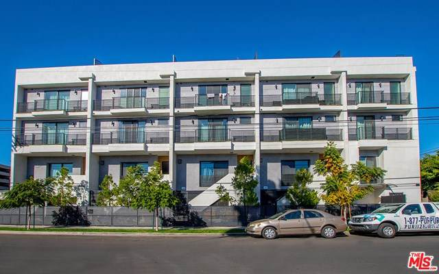 1002 N Hudson Avenue, Los Angeles (City), CA 90038 (#21692606) :: Better Living SoCal