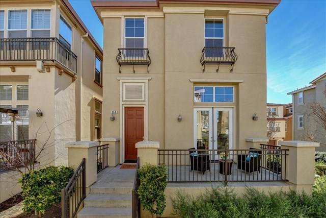 350 Heritage View Terrace, San Jose, CA 95125 (#ML81830899) :: The Veléz Team