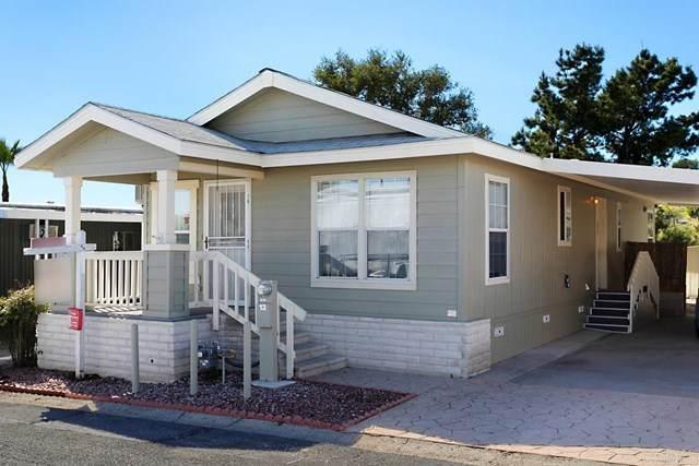 1120 E Mission Road #13, Fallbrook, CA 92028 (#NDP2101978) :: Millman Team