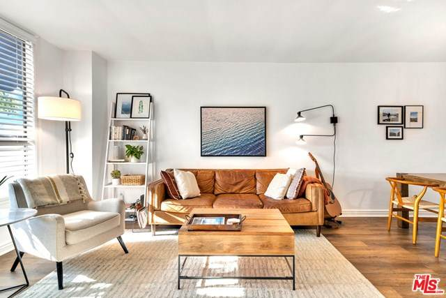 1457 Stanford Street #5, Santa Monica, CA 90404 (#21697144) :: The Costantino Group | Cal American Homes and Realty
