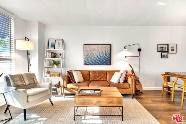 1457 Stanford Street #5, Santa Monica, CA 90404 (#21697144) :: Mainstreet Realtors®