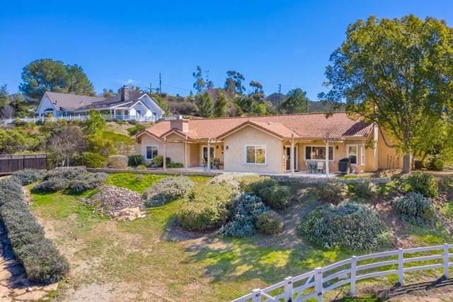2727 Via Dieguenos, Alpine, CA 91901 (#210004756) :: Wendy Rich-Soto and Associates