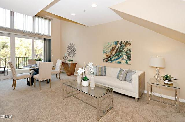 286 North Madison Avenue #413, Pasadena, CA 91101 (#P1-3473) :: Mainstreet Realtors®