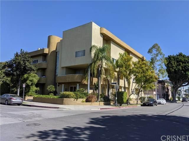 1064 S Shenandoah Street #203, Los Angeles (City), CA 90035 (#SR21038548) :: Koster & Krew Real Estate Group | Keller Williams