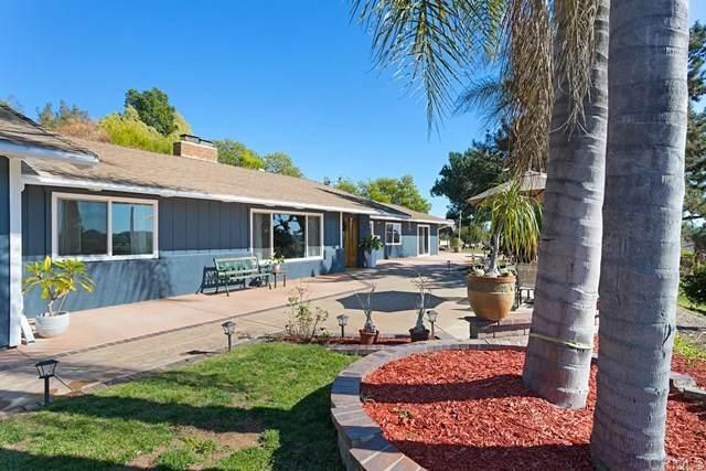 3434 Sunset Drive, Fallbrook, CA 92028 (#NDP2101986) :: Millman Team