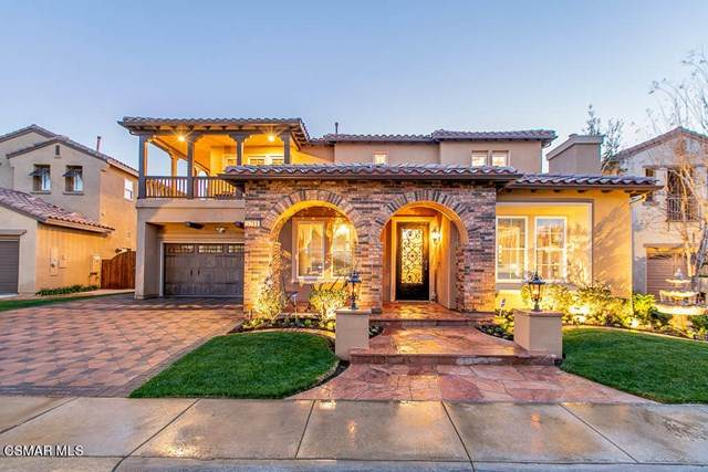 5711 Indian Pointe Drive, Simi Valley, CA 93063 (#221000956) :: Millman Team