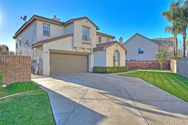 5620 Andover Way, Chino Hills, CA 91709 (#CV21037557) :: Rogers Realty Group/Berkshire Hathaway HomeServices California Properties