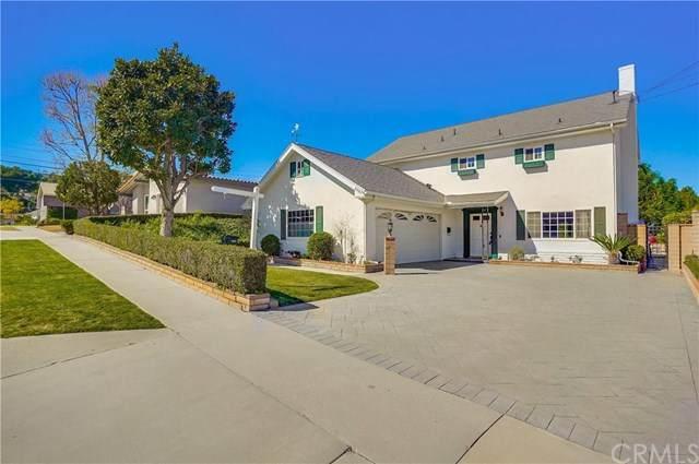 2065 Redondela Drive, Rancho Palos Verdes, CA 90275 (#PV21037490) :: Millman Team
