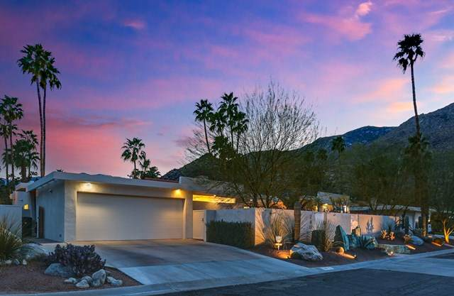 240 W Lilliana Drive, Palm Springs, CA 92264 (#219057845PS) :: Millman Team